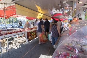 Marché de Neuville-sur-Saône