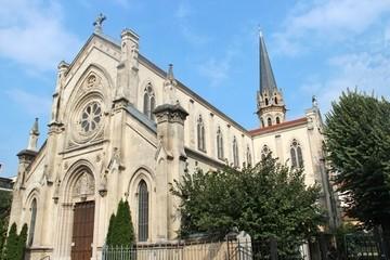 Eglise notre dame de bellecombe lyon france - Office tourisme notre dame de bellecombe ...