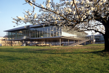Le Musée au printemps