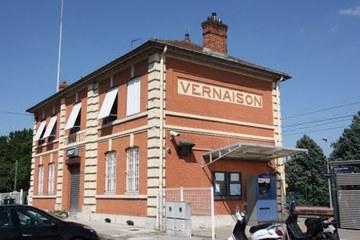 Gare de Vernaison