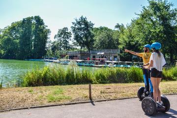 Segway Lyon - Une balade au Parc de la Tête d'or