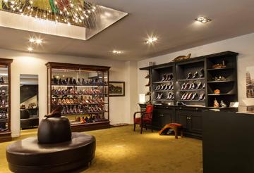 Upper Shoes Gasparin