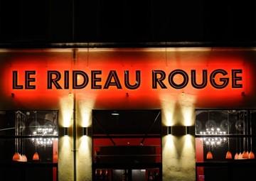 Le Rideau Rouge - Lyon France