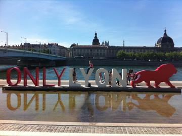 ONLYLYON Berges du Rhône