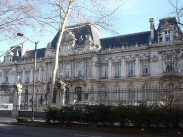 Préfecture - Hôtel du Département