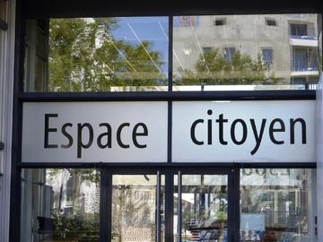 Espace citoyen