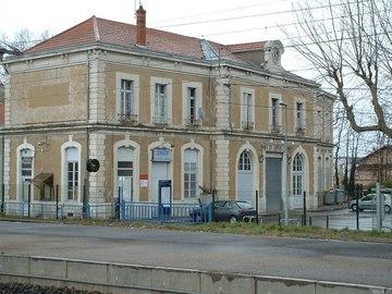 Gare de Givors Canal