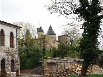 chateau et fort lamothe