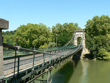 Pont de l'Ile Barbe