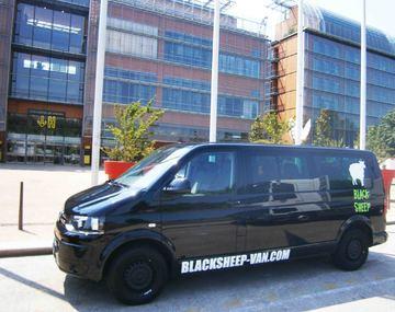 Blacksheep Minibus 1