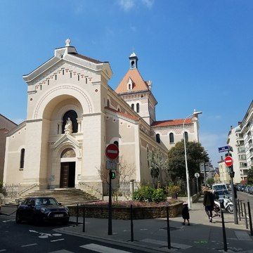 Eglise Saint Augustin