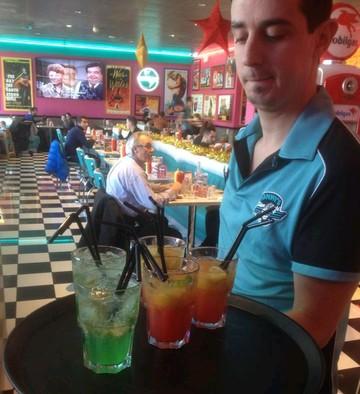 Tommy's Diner Carré de Soie