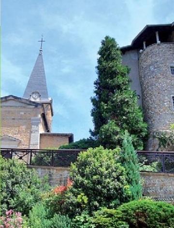 église de genay