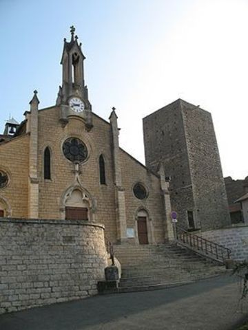 Saint-Germain-au-Mont-d'Or - église