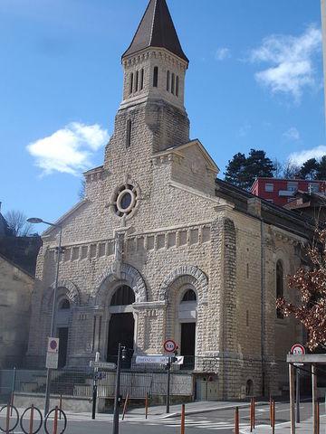 Eglise Saint Clair