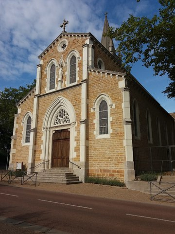 Eglise Saint Laurent