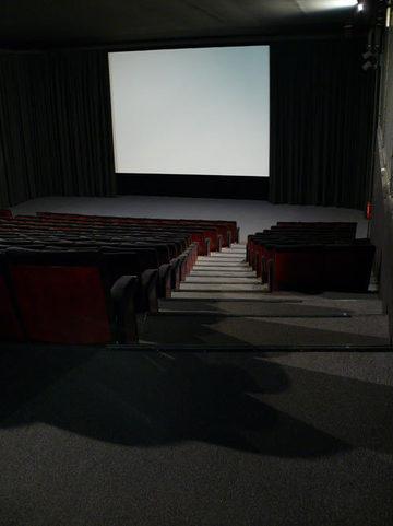 Cinéma Lumière - Hangar