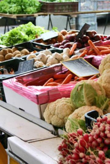 Irigny - marché