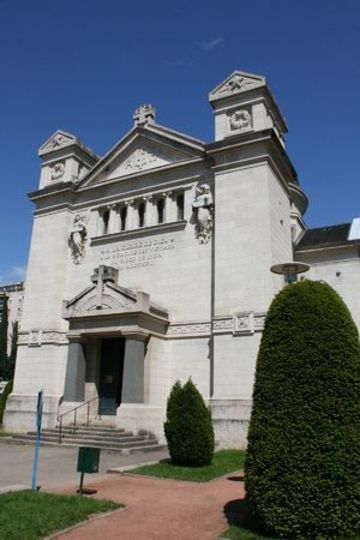 """Chapelle Expiatoire - """"La Croix Glorieuse"""""""