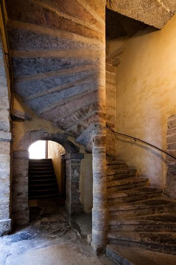 escalier traboule