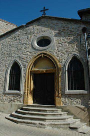 St Didier au Mont d'Or-Chapelle St-Fortunat2