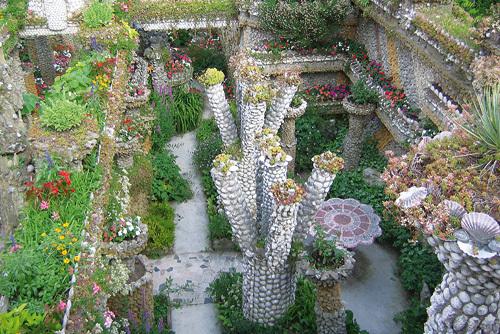 Jardin rosa mir la croix rousse lyon france - Jardin fleuri lyon colombes ...